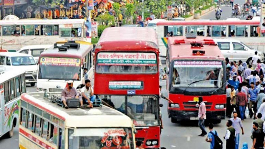 Public transport services to remain suspended for 10 days
