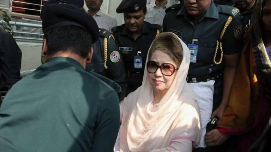 """All procedures completed to free Khaleda from jail shortly"""