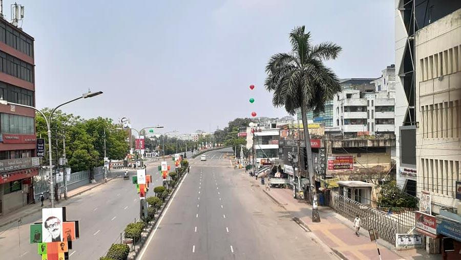 Silent Dhaka