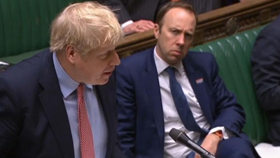 UK PM and health minister test positive for coronavirus