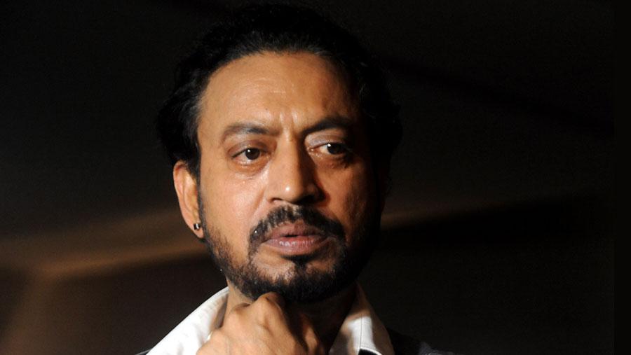Indian actor Irrfan Khan no more