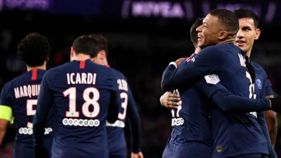 PSG awarded League-1 title
