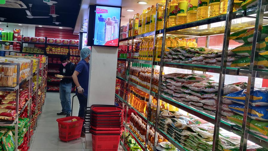 Food and protective items now available at 'Best Buy'