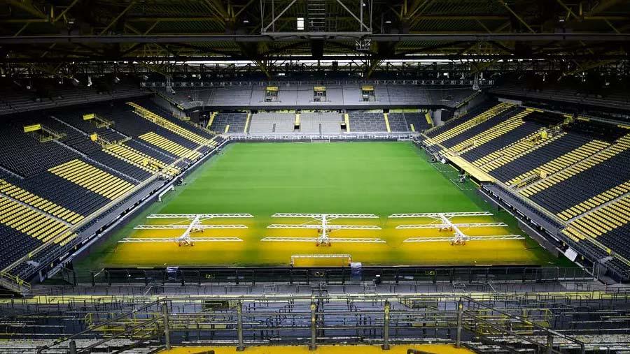 German football league to restart on May 15