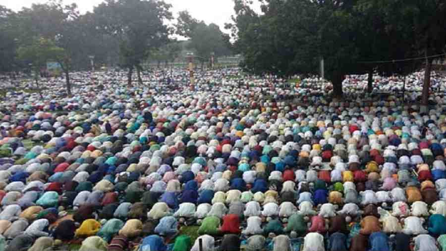 No Eid congregation at Sholakia this year