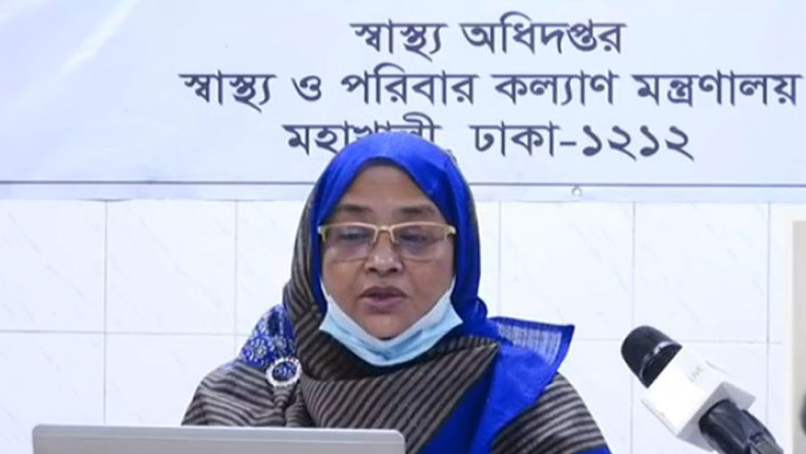 Bangladesh reports 16 more Covid-19 deaths, 930 fresh cases