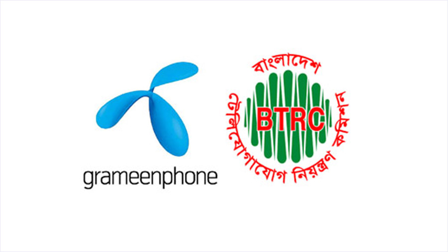 Grameenphone pays outstanding Tk 1,000cr to BTRC