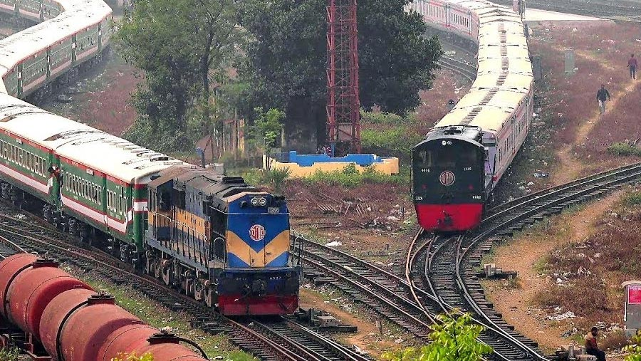 Nine pairs of intercity trains start plying in country