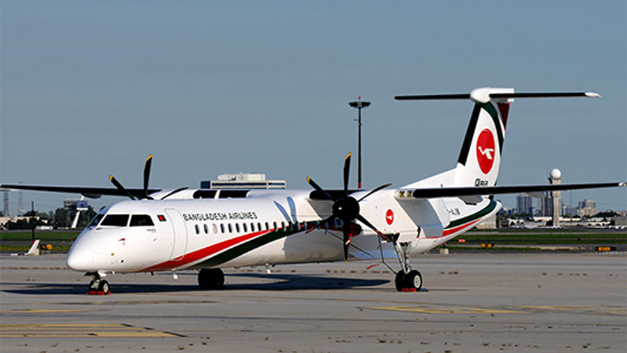 Biman offers chartered domestic flight service