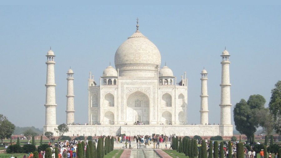 India cancels Taj Mahal reopening decision