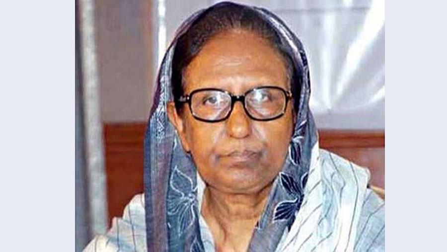 Sahara Khatun admitted to Bumrungrad Hospital