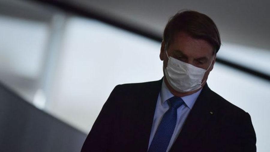 Brazil's President infected with coronavirus