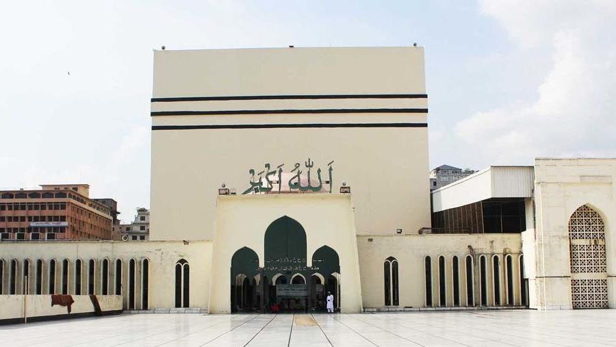 Six Eid Jamaats to be held at Baitul Mukarram mosque