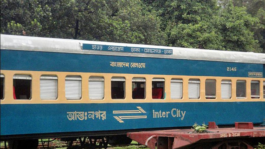Intercity train services to resume gradually from Aug 16