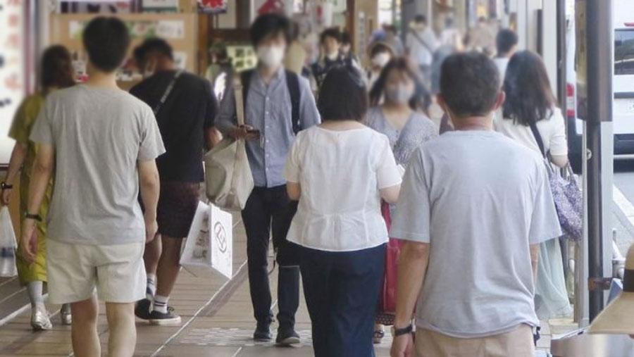 Japan economy shrinks record 7.8% in April-June