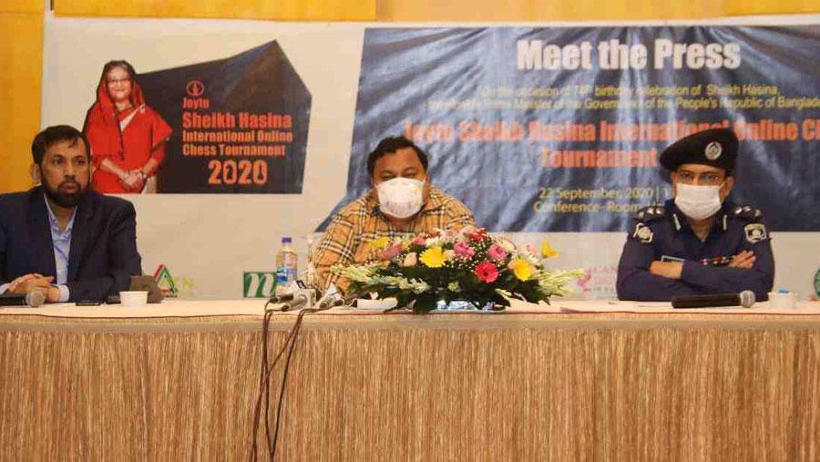 Sheikh Hasina Int'l Online Chess