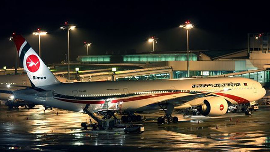 Biman resumes flights to Singapore on Oct 1