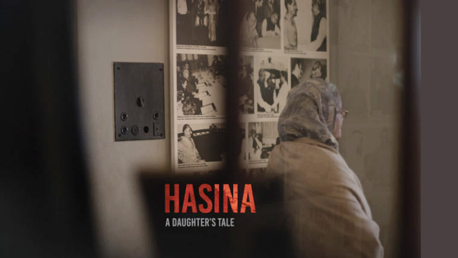 Hasina: A Daughter's Tale' to be aired on TV on her birthday