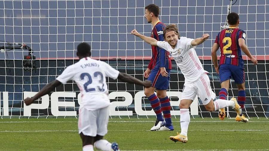 Real Madrid beat Barca 3-1 in El Clasico