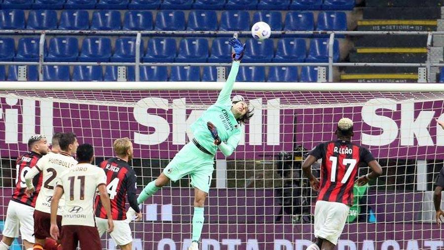 AC Milan 3-3 Roma