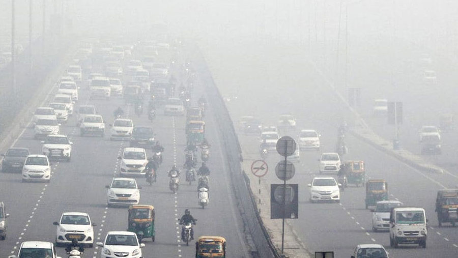 Air pollution linked to 15 percent of Covid-19 deaths: study
