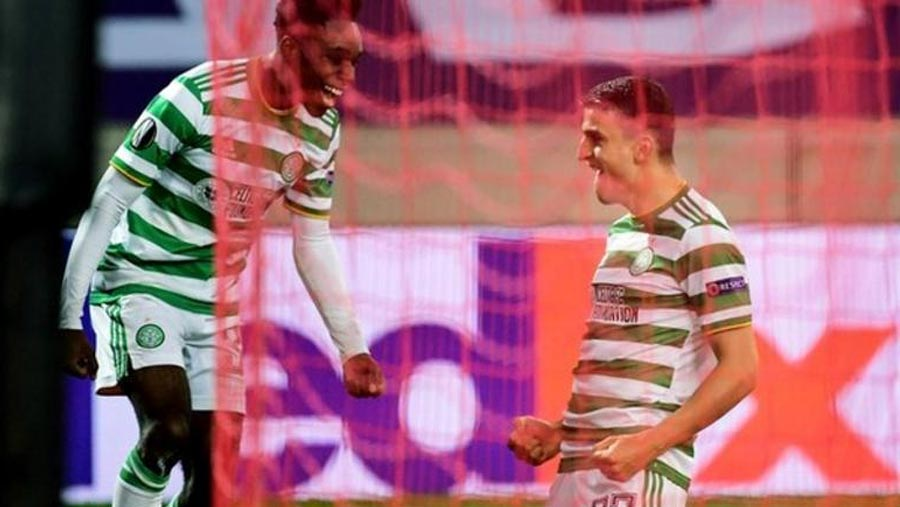Celtic's winless run extended to four games