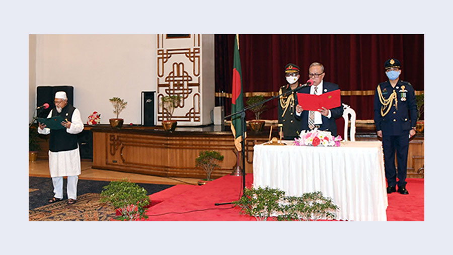 Govt inducts new face in council of ministers
