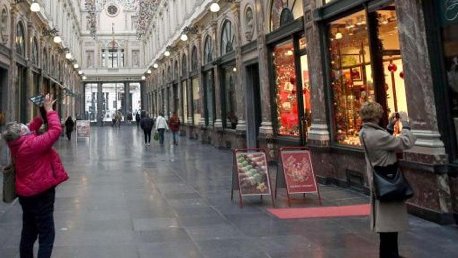 Belgium to reopen shops from Dec 1
