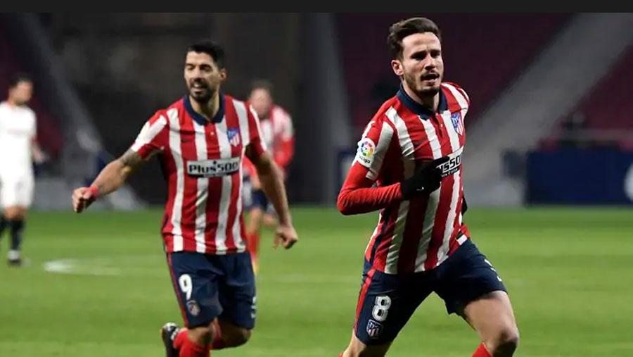 Atletico stretch La Liga lead with Sevilla win