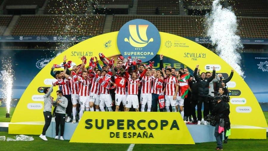 Barca lose Super Cup to Bilbao