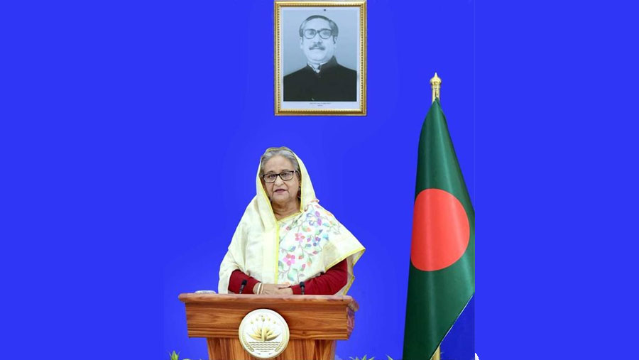 Sheikh Hasina places six proposals to stop random use of antibiotics