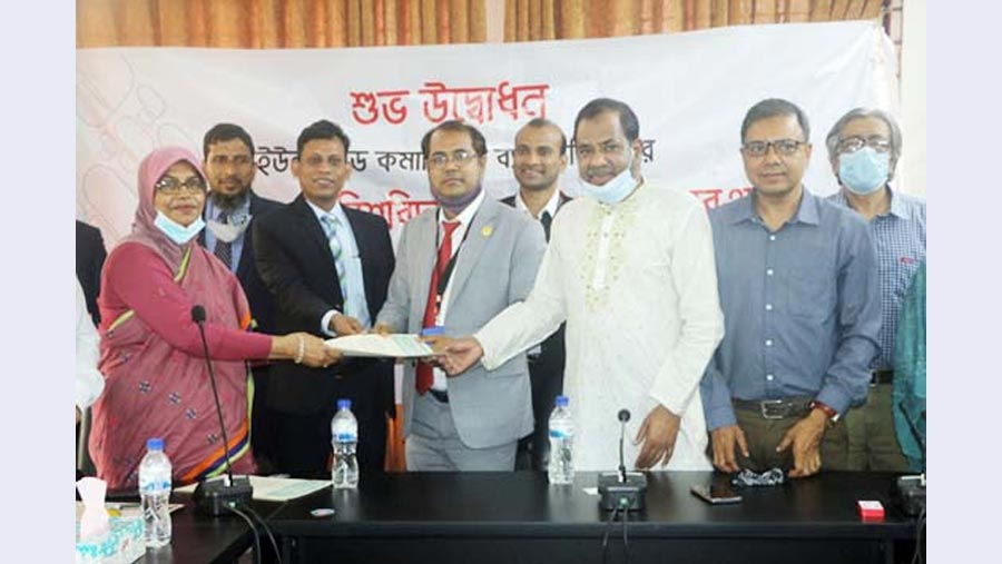 Jahangirnagar University signs MoU with UCB and DBBL
