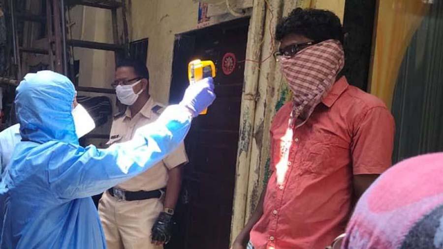 Sharp rise in India Covid cases 'alarming'