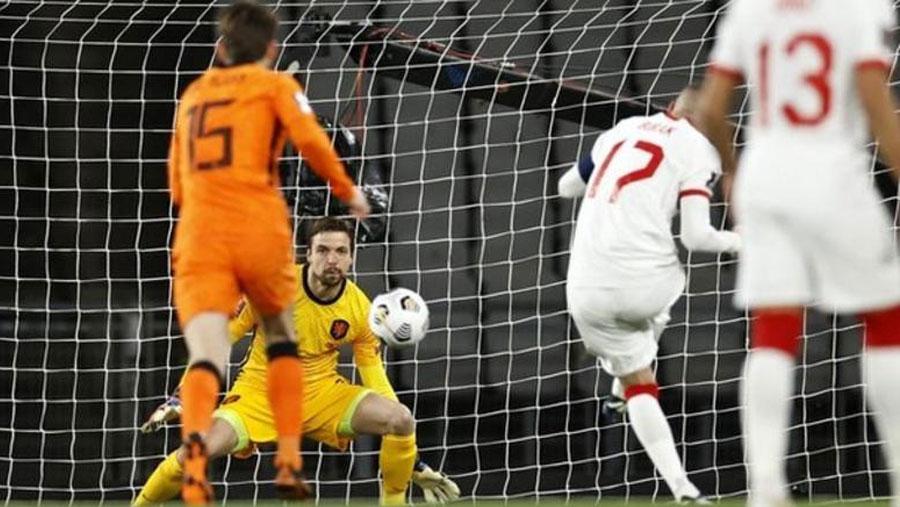 Own goal denies France win over Ukraine