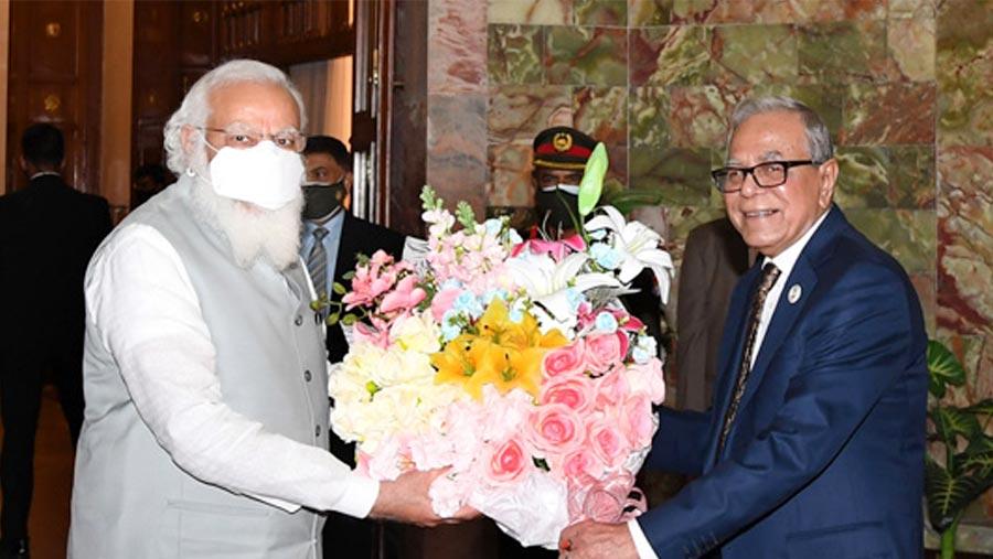 Delhi will always remain beside Dhaka as faithful friend: Modi