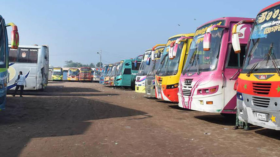 Public transport will run with 50pc less passengers