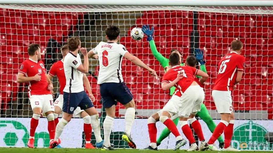 WC '22 qualifiers: Maguire scores late England winner