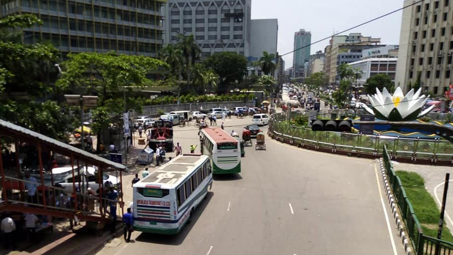City bus services to resume on Wednesday amid lockdown