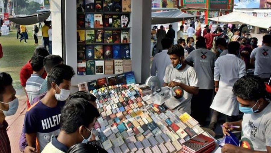 Amar Ekushey Book Fair to wrap up on Apr 12