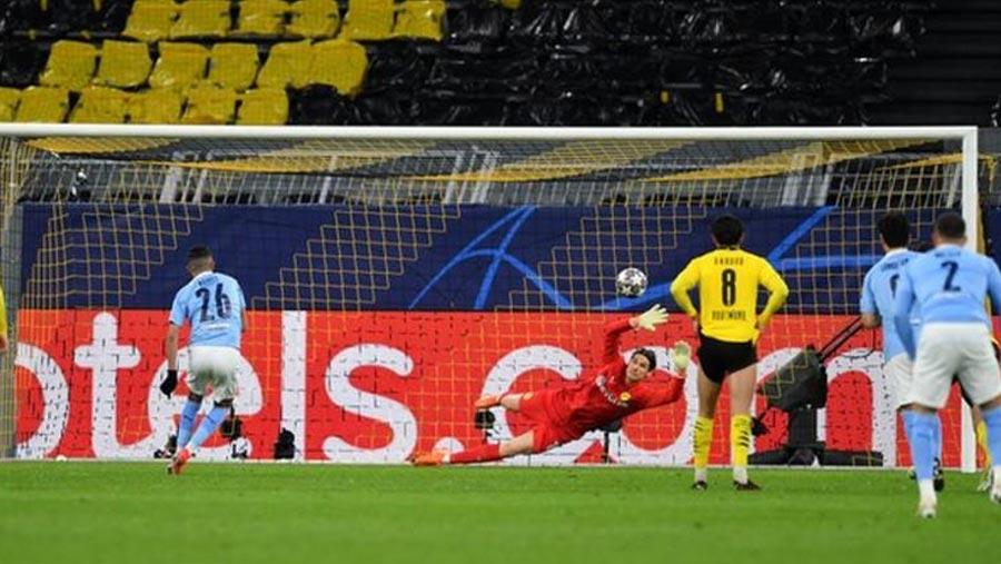 Man City reach Champions League semi-finals