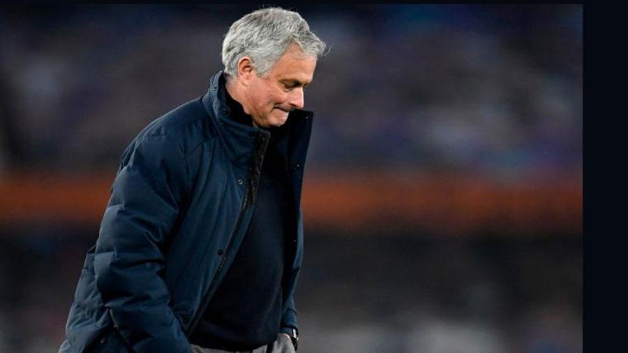 Mourinho sacked as Tottenham manager