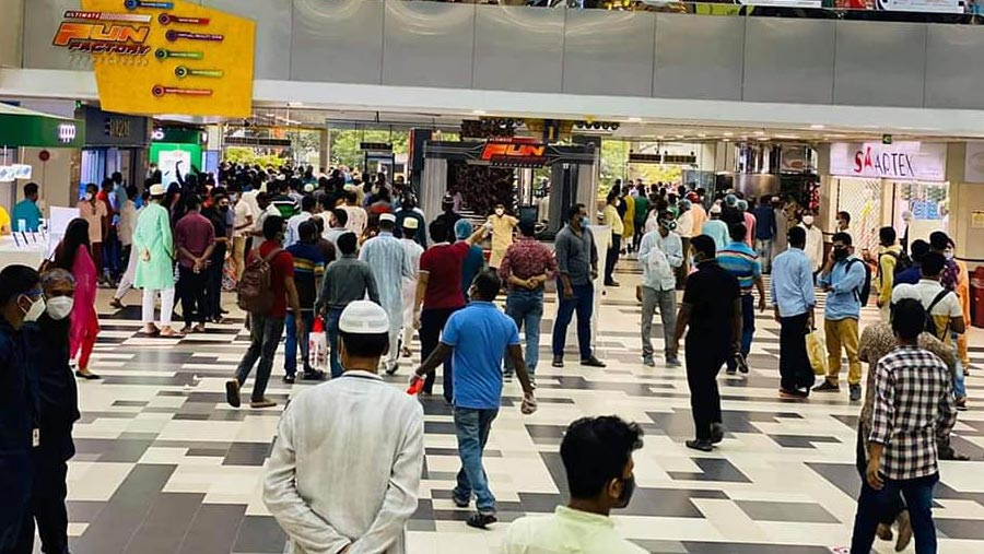 Shops, shopping malls to reopen from Apr 25