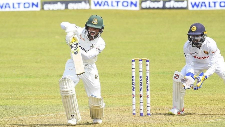 Bangladesh, Sri Lanka first Test ends in a draw