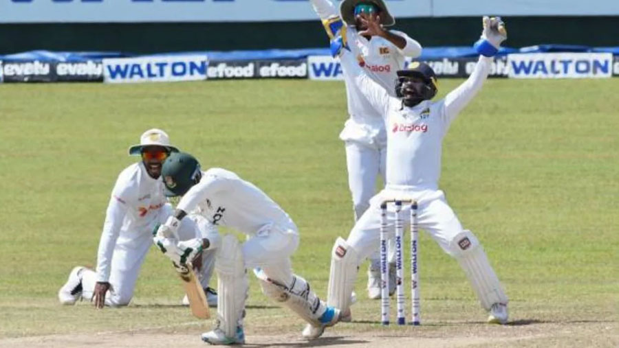 Sri Lanka beat Tigers to win Test series