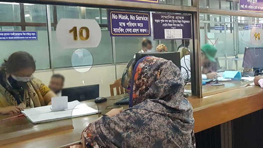 Banking hour 10 a.m. to 2 p.m. until May 23