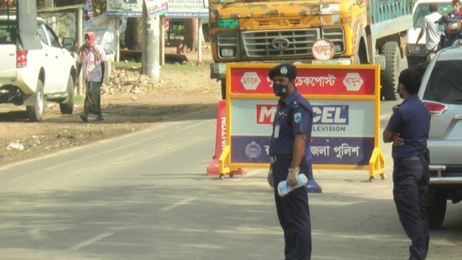 Rajshahi's virus restriction extends two more hours
