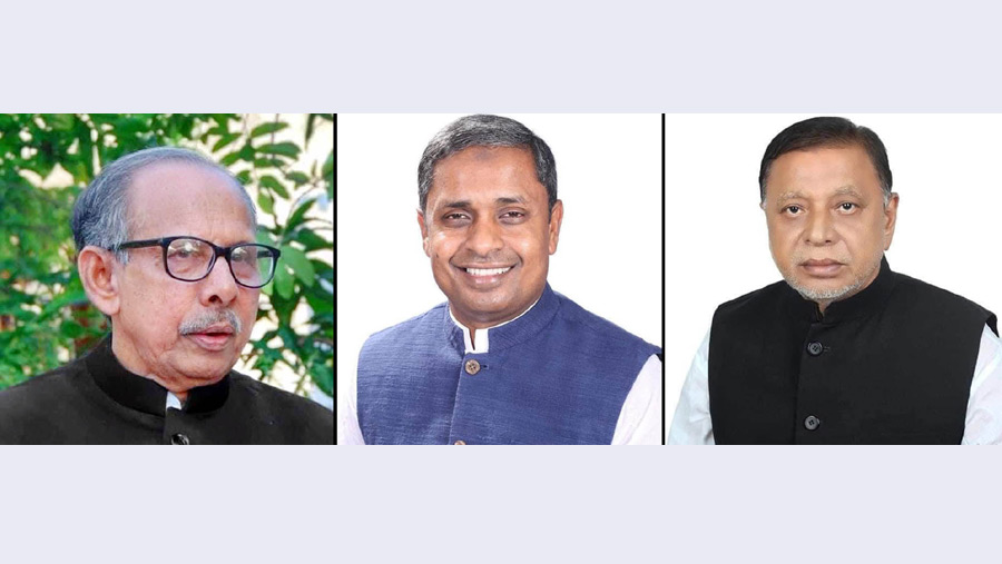 Awami League nominates candidates for by-polls to 3 constituencies
