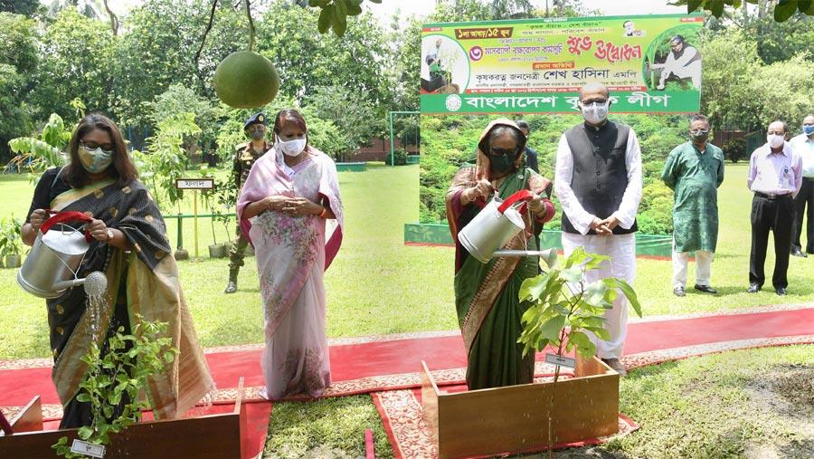 Govt working for more afforestation, environmental development: PM