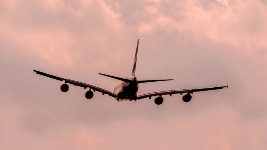 No domestic flights from Thursday, int'l flights to continue