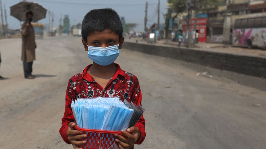 Govt urges to use masks during restriction relaxation period